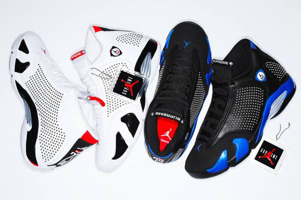 Supreme Officially Announces Jordan XIV Collaboration