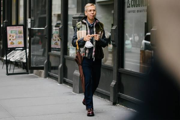 NYC Street Style: November 14, 2019