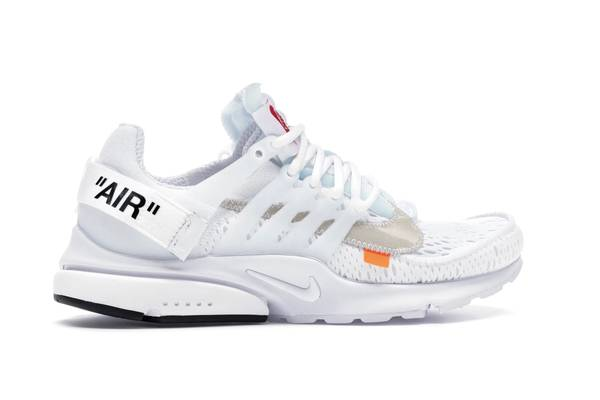 The Off-White x Nike Air Presto Is Here: Shop Now
