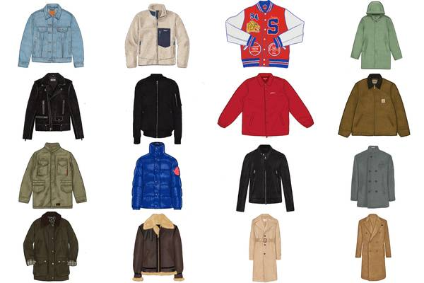 Men's Jacket Styles Every Guy Should Know