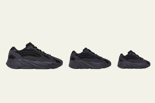 "Yeezy Boost 700 v2 ""Vanta"" Drops In-Store May 31 and Online June 6"
