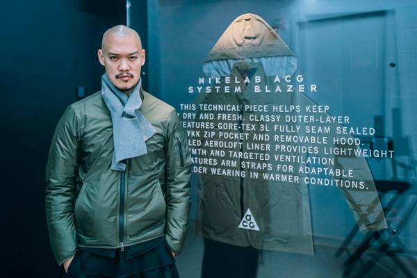 NikeLab ACG and Acronym's Errolson Hugh to Part Ways