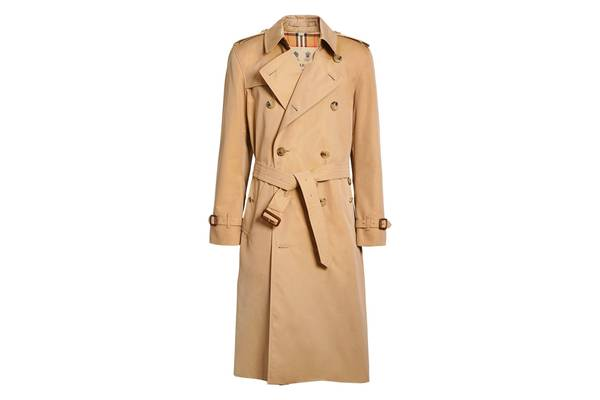 Bang for Your Buck: Burberry Trench Coat