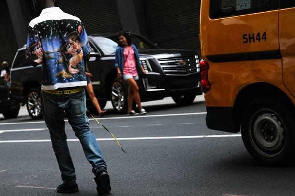 NYFW Men's Street Style: Spring/Summer 2017 Pt. III