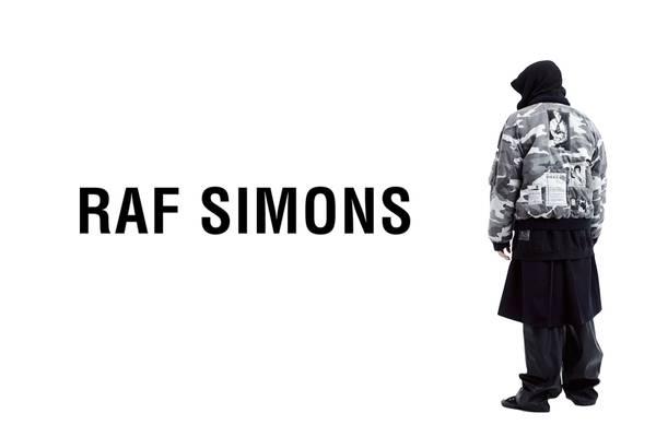 Surfaced: Archival Raf Simons