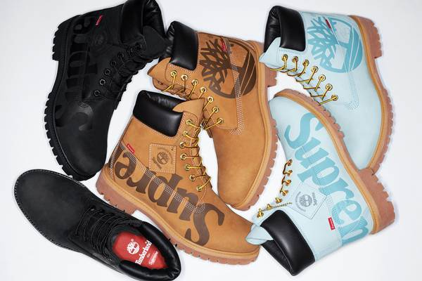 Supreme Announces Clean New Collab With Timberland