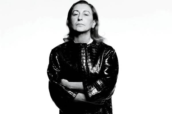 In The Moment: The Mastery of Miuccia Prada