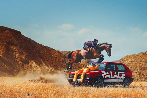 Palace Ralph Lauren Release Date, Lookbook and Teaser Video Revealed