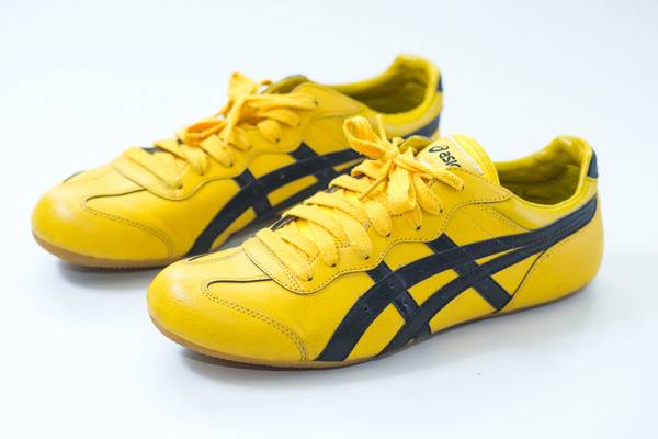A Sound Mind in a Sound Body: A Brief History of Asics