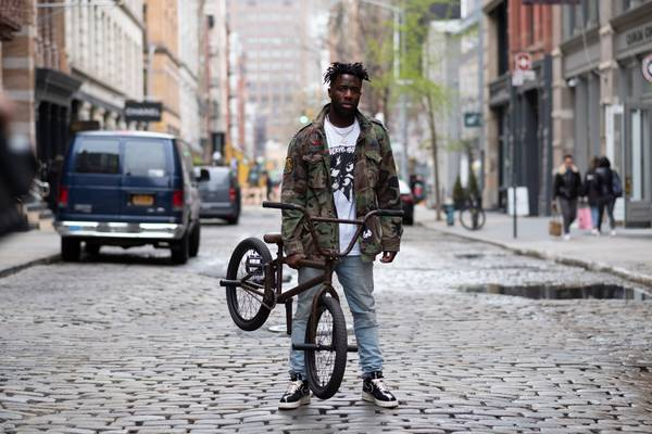 Nigel Sylvester for Grailed
