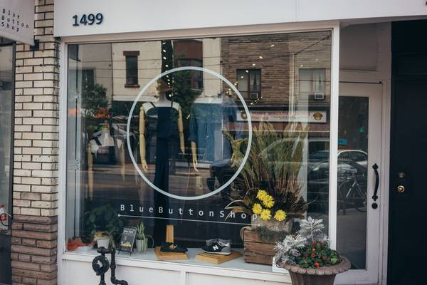 Grailed In The 6: A Visit With Blue Button Shop