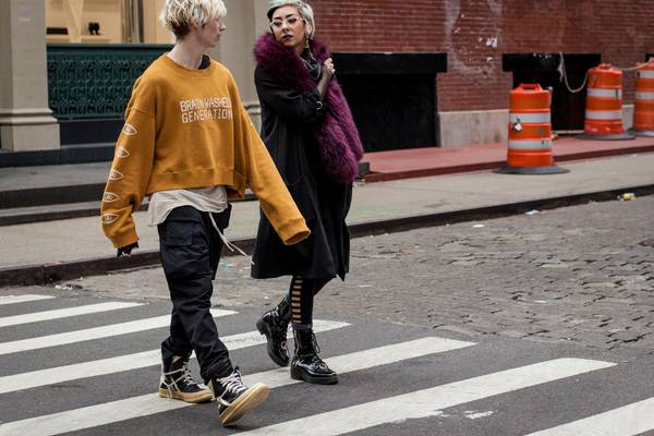 NYC Street Style: March 15, 2018