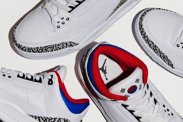 """Air Jordan III """"Seoul"""" Drops in This Weekend"""