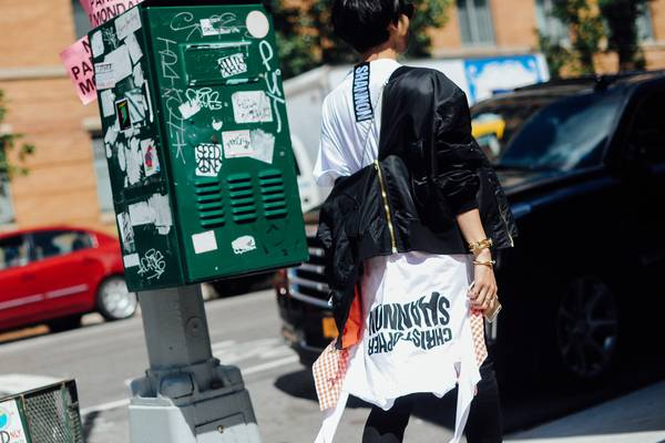NYFW Men's Street Style: Spring/Summer 2017 Pt. I