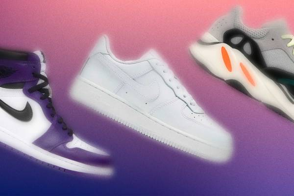 The 10 Best Selling Sneakers on Grailed in 2020
