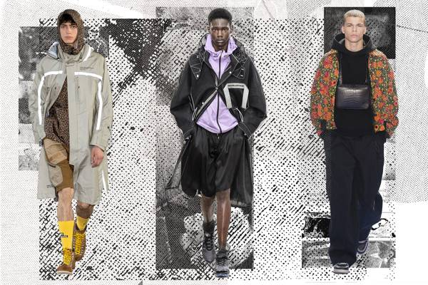 Inspired: 6 Men's Looks for Winter 2019 and 2020