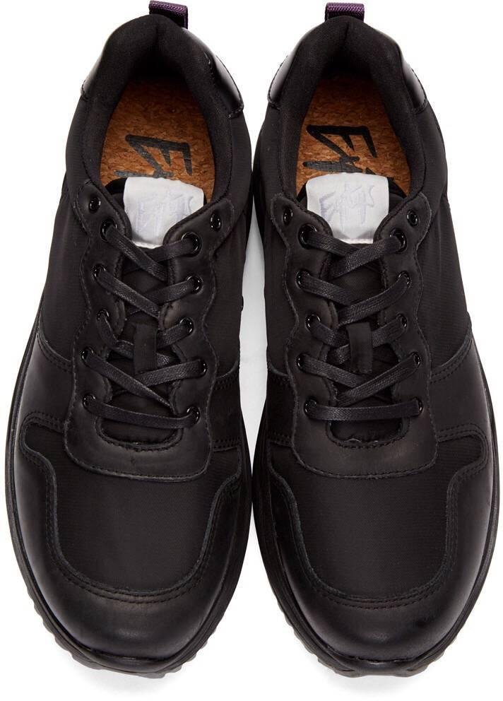 Black Jet Combo Sneakers Eytys