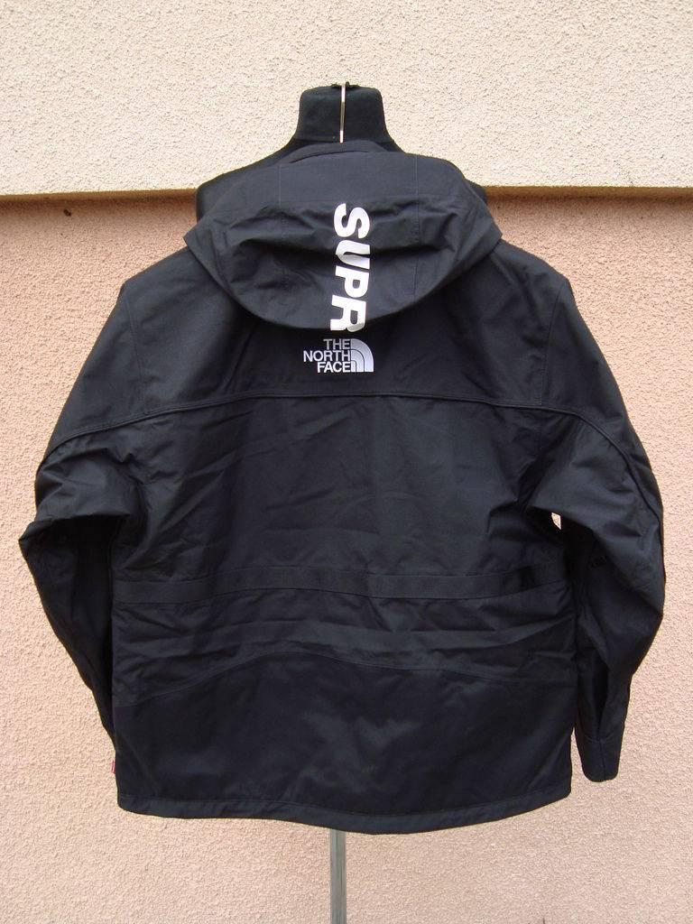 ... ireland supreme supreme the north face steep tech hooded jacket black  size us m eu c8a5f ... 3c268044f