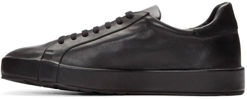low top sneakers - Black Jil Sander wLAmAp6z
