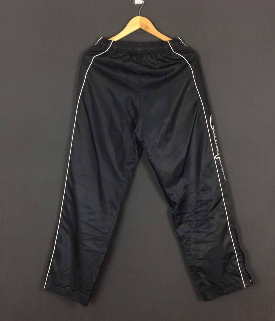 Vintage CHAMPION Sweatpants Big Logo Design bqJb5