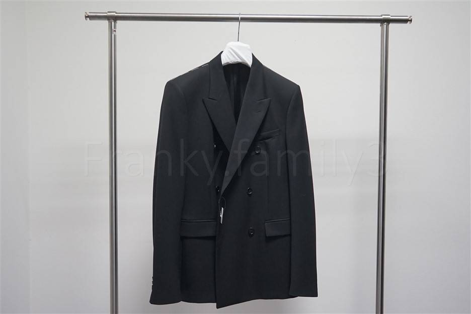 Maison Margiela DoubleBreasted Smoking Jacket Blazer Size  Size