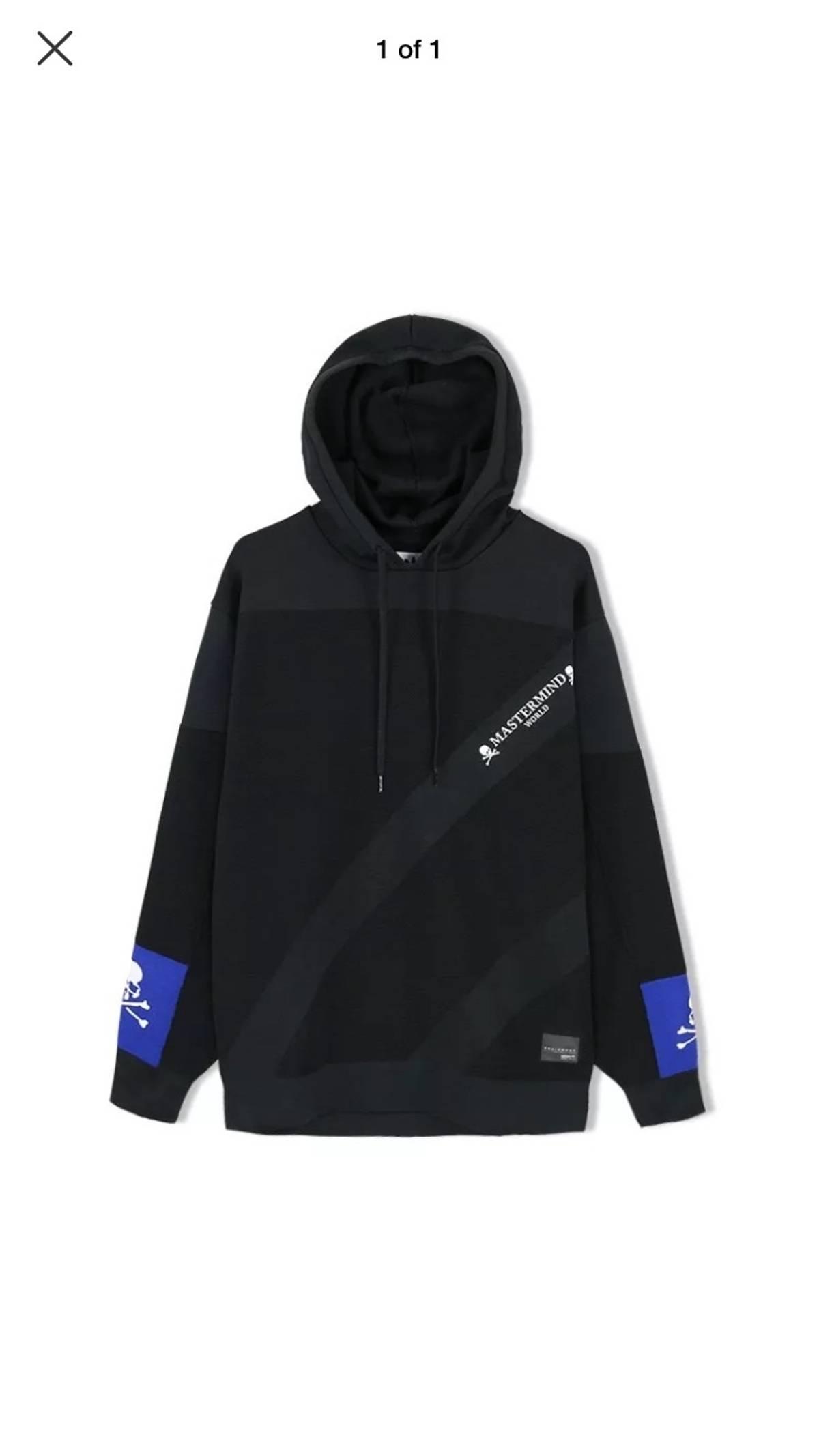 X × Hoodie Size Mastermind Adidas Japan Eqt M360 DYW2EH9eIb