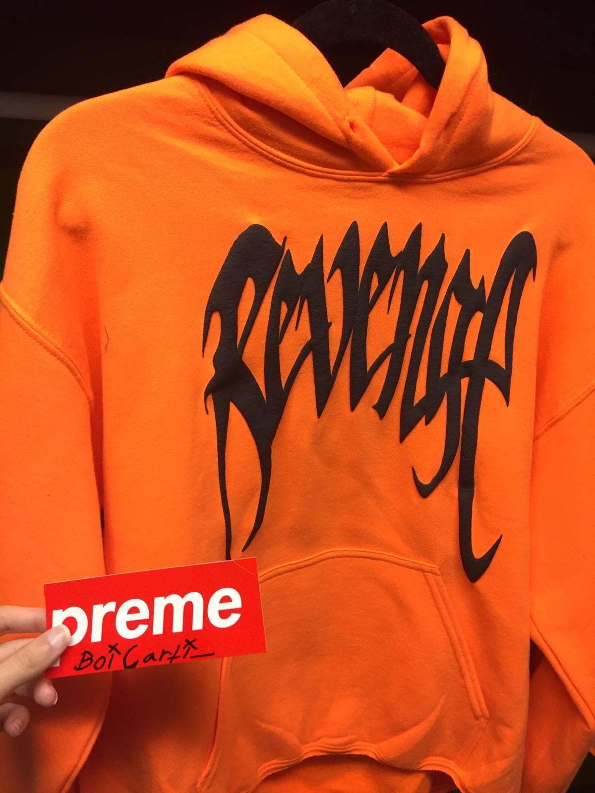 Revenge Revenge X Xxxtentacion Hoodie Size M Sweatshirts Amp Hoodies For Sale Grailed