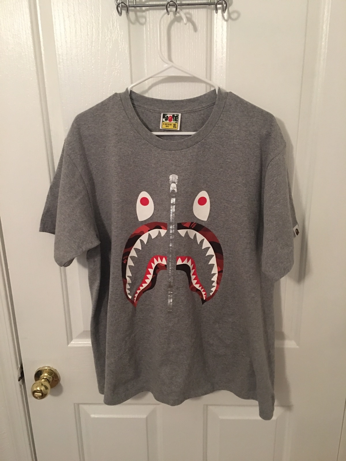 Bape Bape T Shirt Size L Short Sleeve T Shirts For Sale