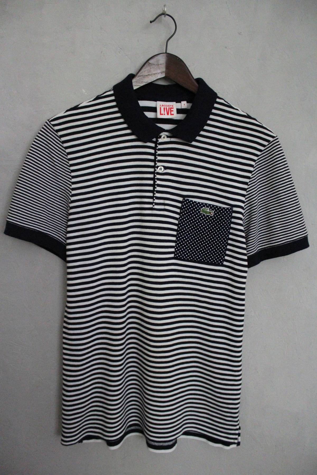 f8f7f750cd Lacoste Live Stripe Polo Shirt – EDGE Engineering and Consulting Limited