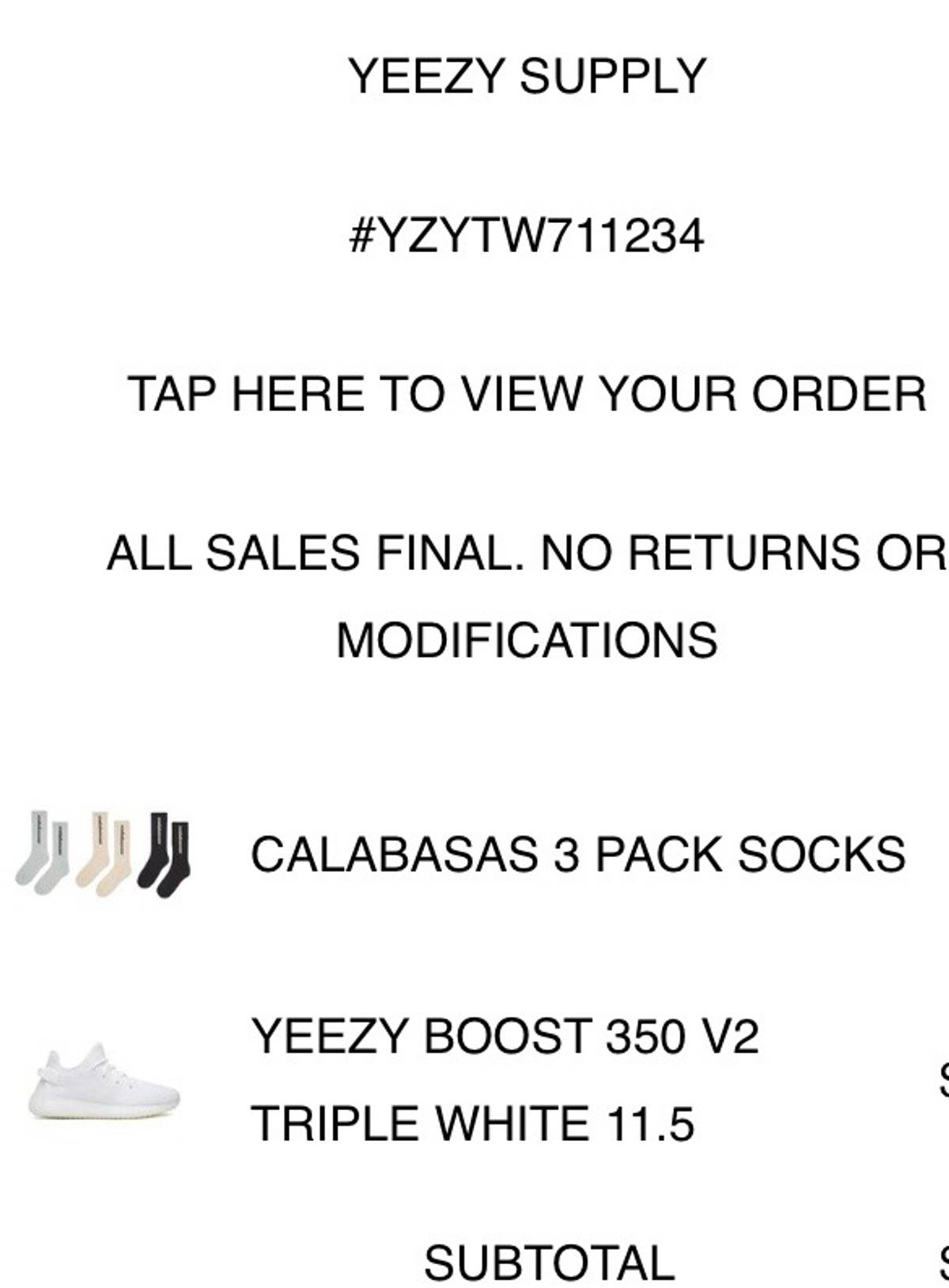 84924b285 Adidas Kanye West 🔥gotta Get Gone-under Retail! ! Yeezy Boost 350 V2  Triple White Plus 3-pack Of Calabasas Socks   Free Us Shipping!!🔥