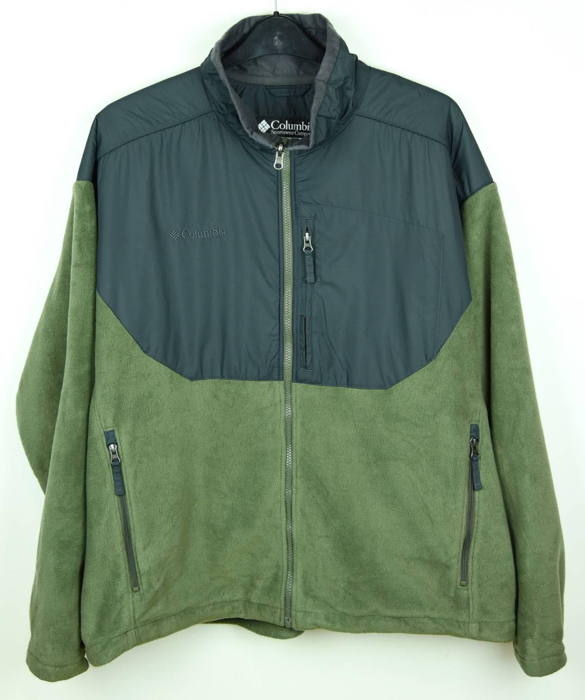 Columbia × Ski Columbia Core 2 Xl Fleece Mountable To Jacket Jumper Sweater Size Xxl $25