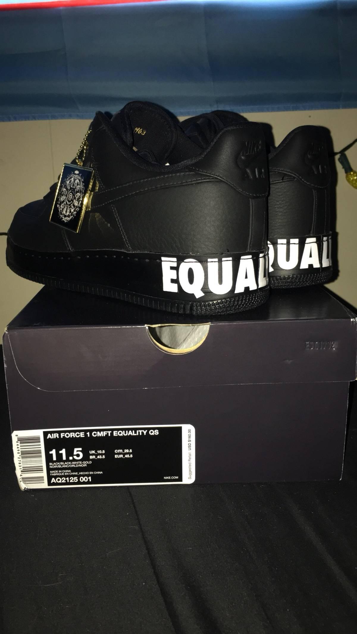 ad02722181e Nike Nike Air Force One Equality