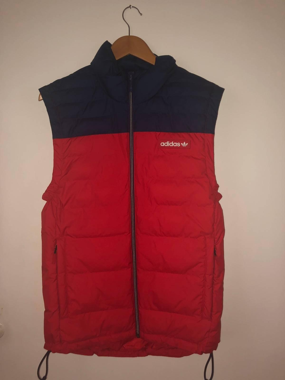 Adidas Adidas Original Down Vest Size S $65