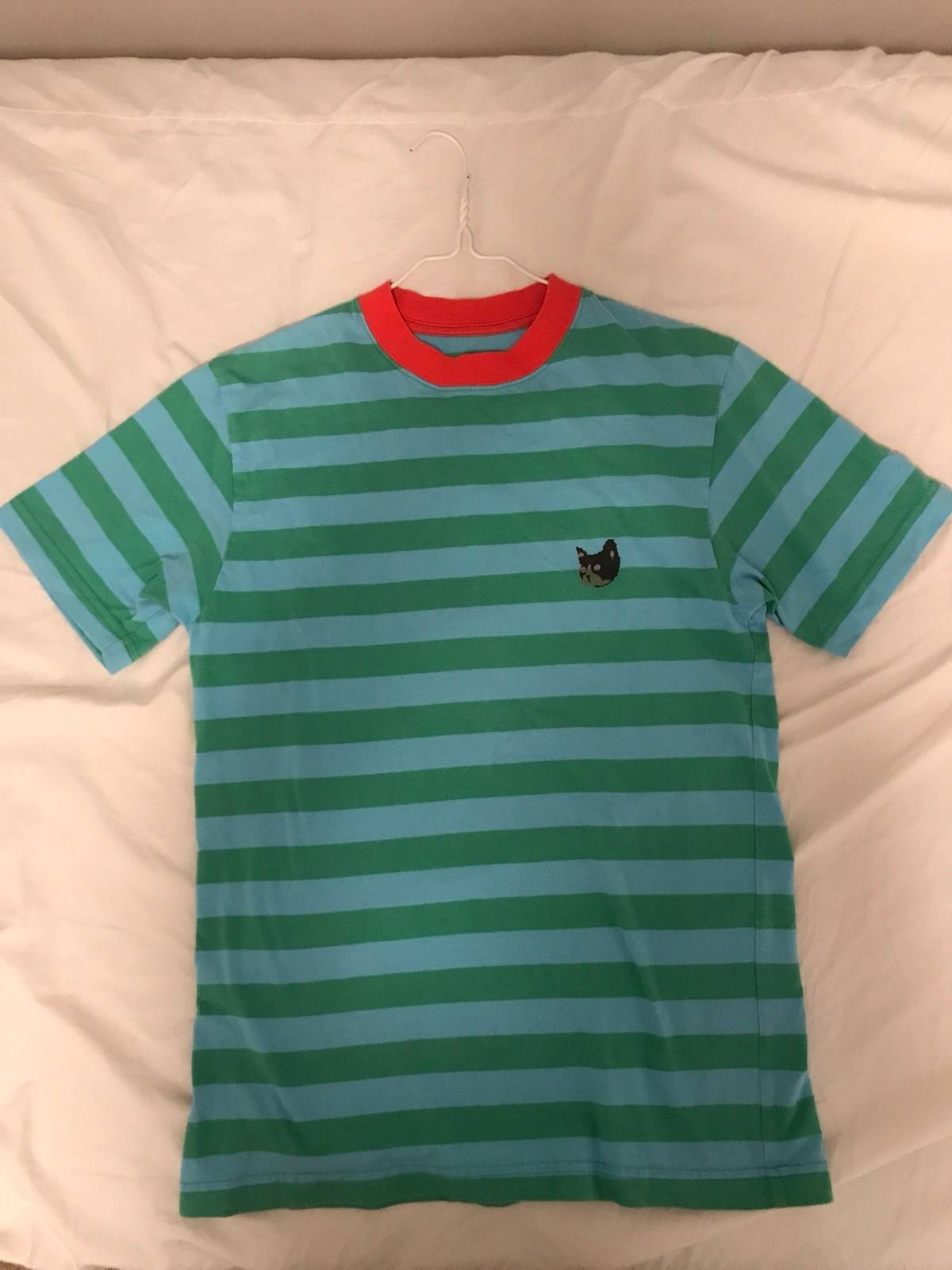 99354e82d9fb82 Golf Wang Uk Customer Message Me I Lost The Convo Lol Size s - Short Sleeve  T-Shirts for Sale - Grailed