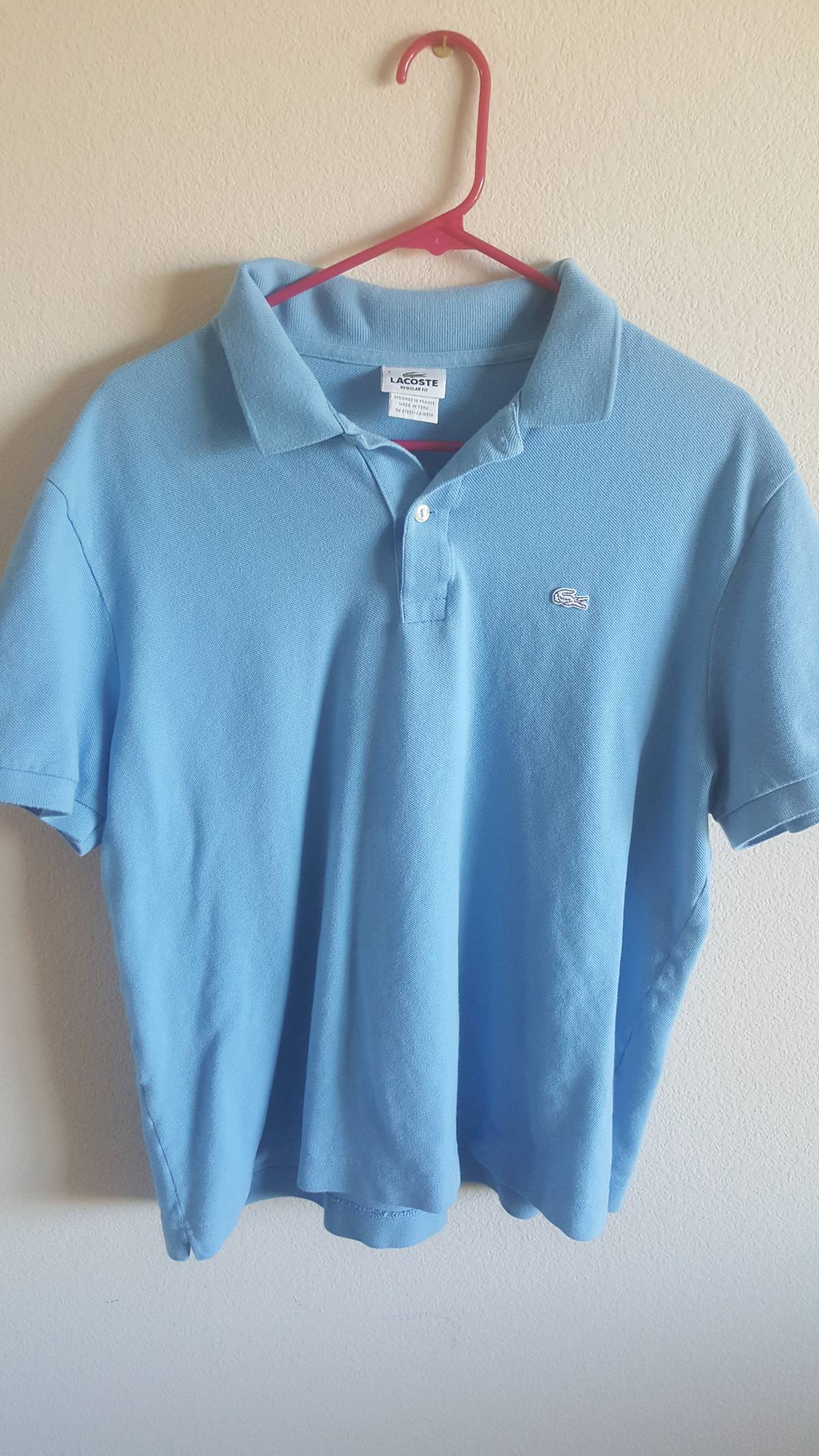 cf775ad7377 Lacoste Lacoste Nordstrom Rack polo Size l - Polos for Sale - Grailed