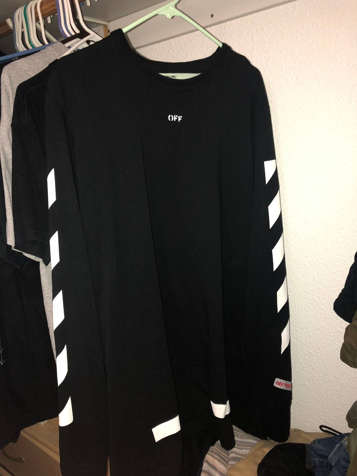 14d173fd8a Off White T Shirt Seeing Things - raveitsafe