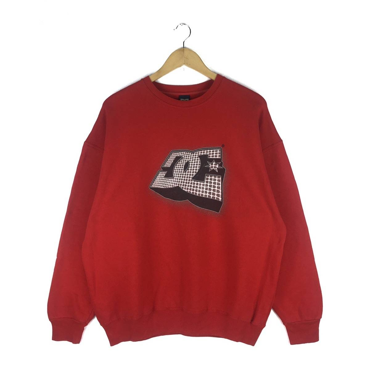 5717d4a5aa34 Vintage × Dc × Made In Usa ×. Rare!!! Vintage 90s DC Skate Sweatshirt ...