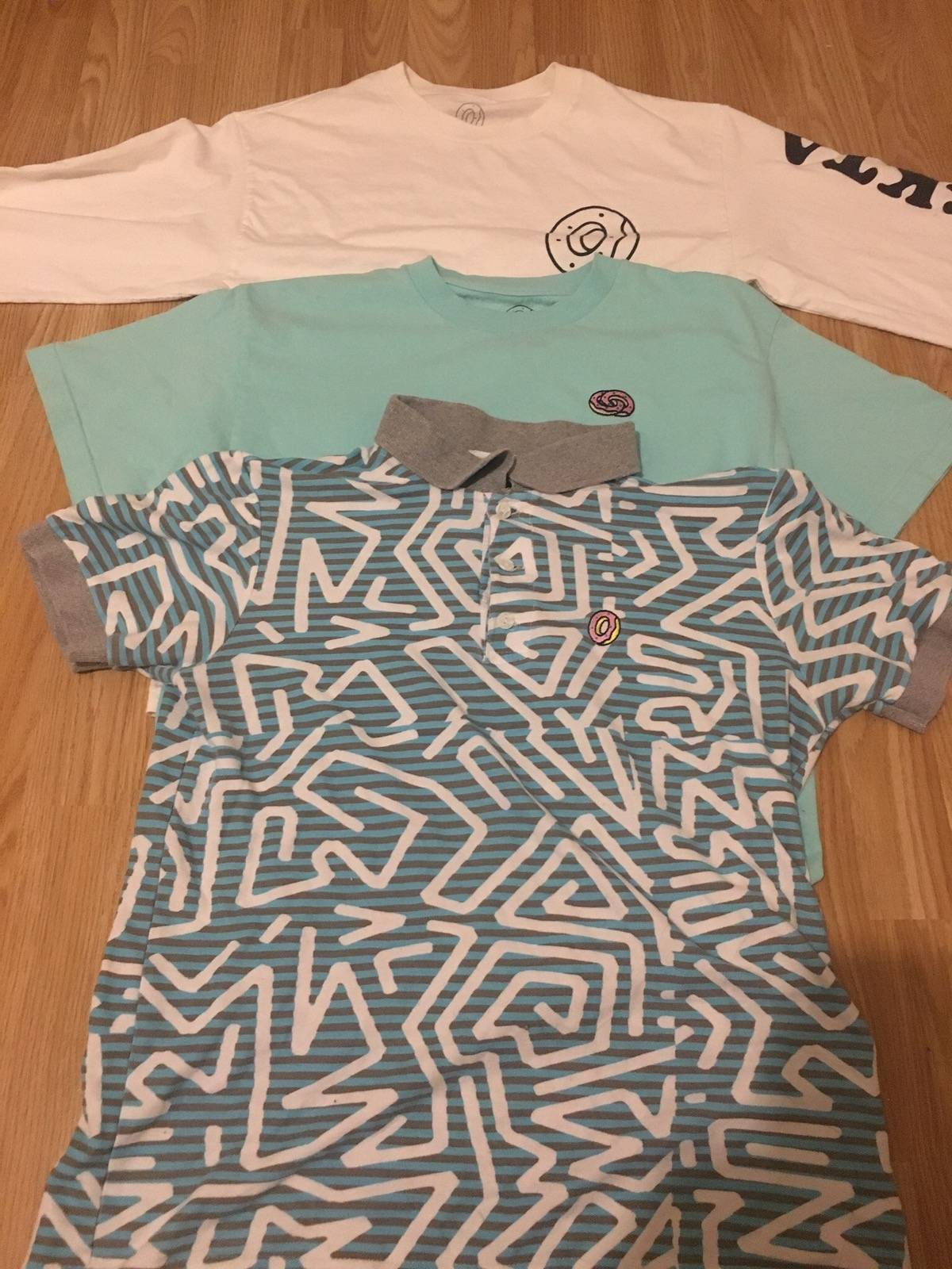 0dd09d1273adae Odd Future Golf Wang Odd Future Rare T Shirt Bundle