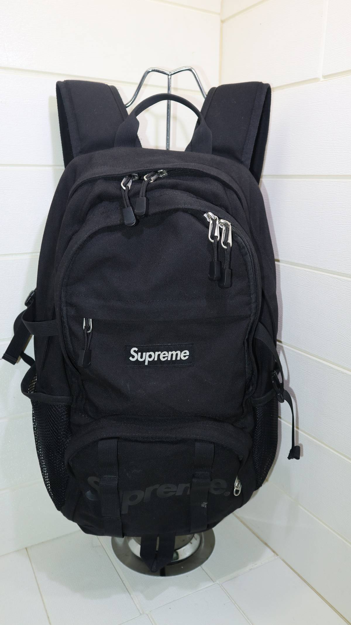 Supreme Supreme Ss15 Backpack | Grailed