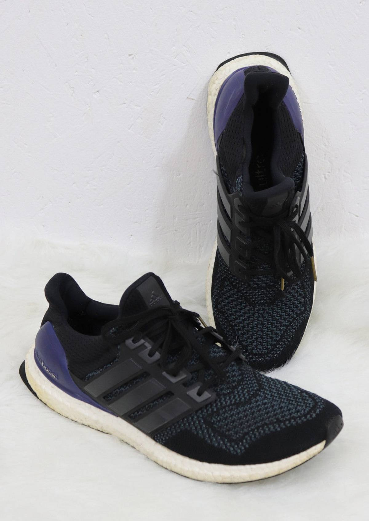 buy popular 8021c 8248c Adidas ×. Adidas Ultra Boost 1.0 Core Black Purple US 12 UK 11.5