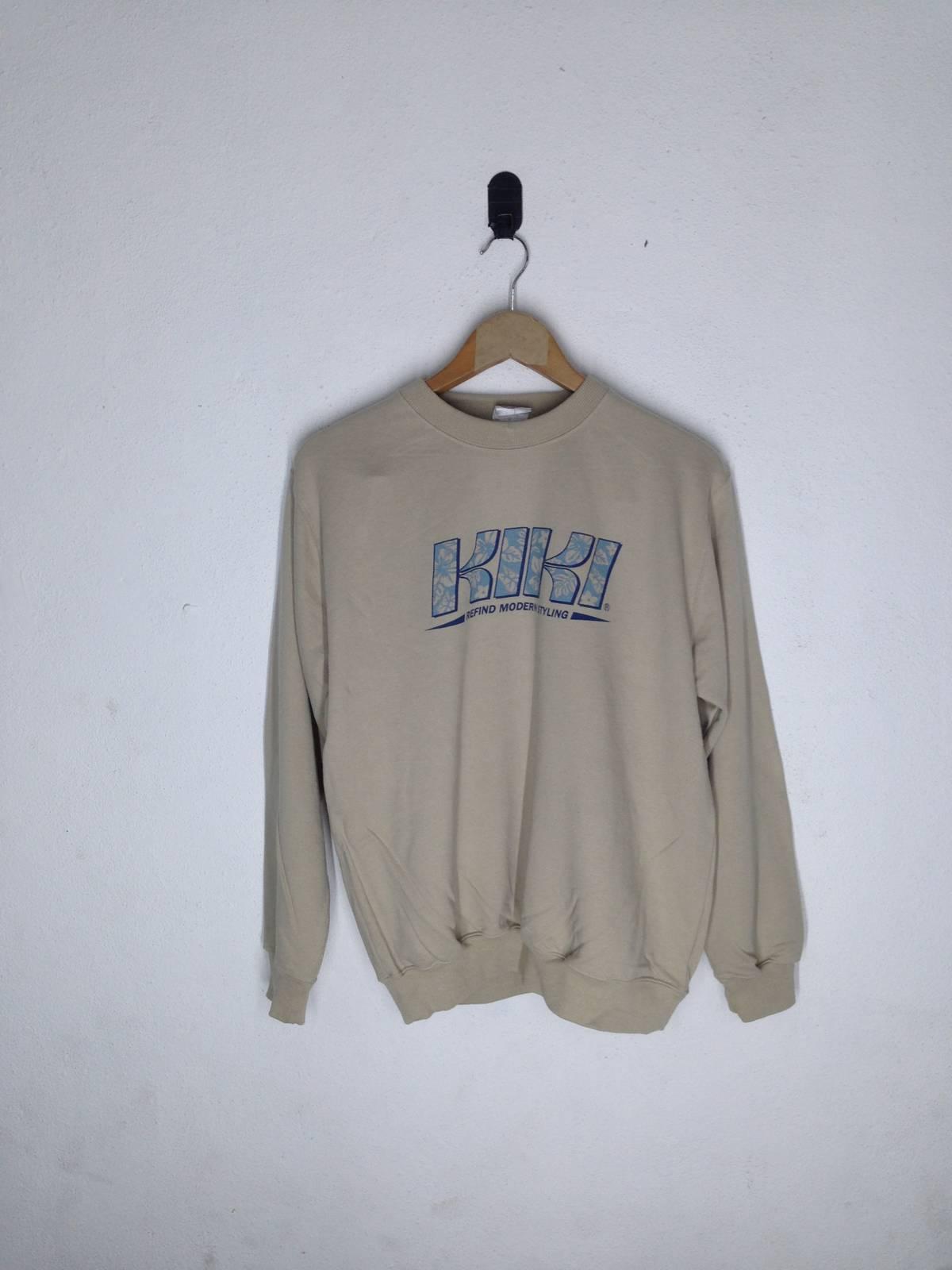 fa8d1aac Vintage Vintage Kiki Refind Modern Styling Surf Hawaii Sweatshirt / Hang Ten  / T&c Surfing / Hawaii / Size L | Grailed