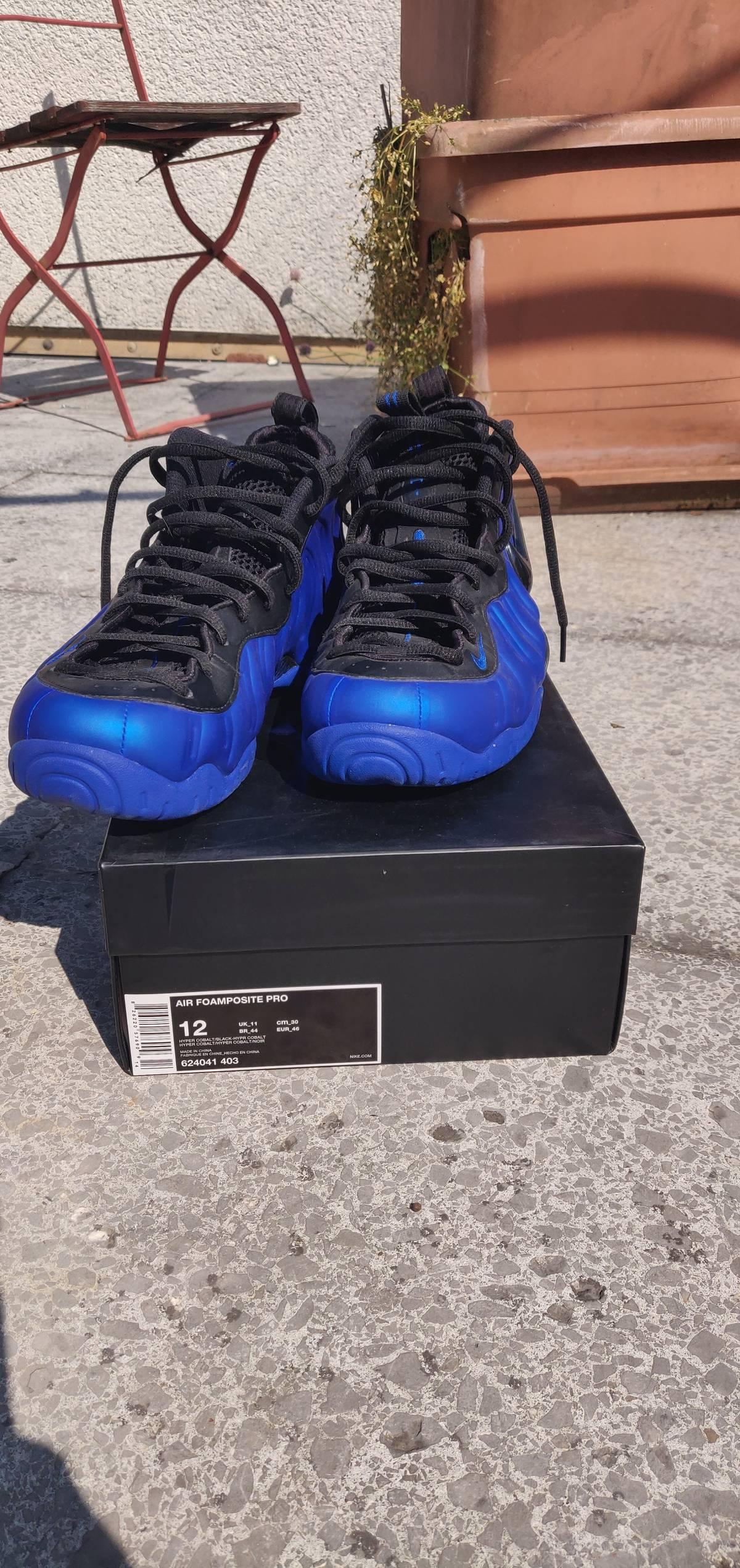 cheap for discount 131d0 d82e9 Nike Nike Air Foamposite Pro 'ben Gordon