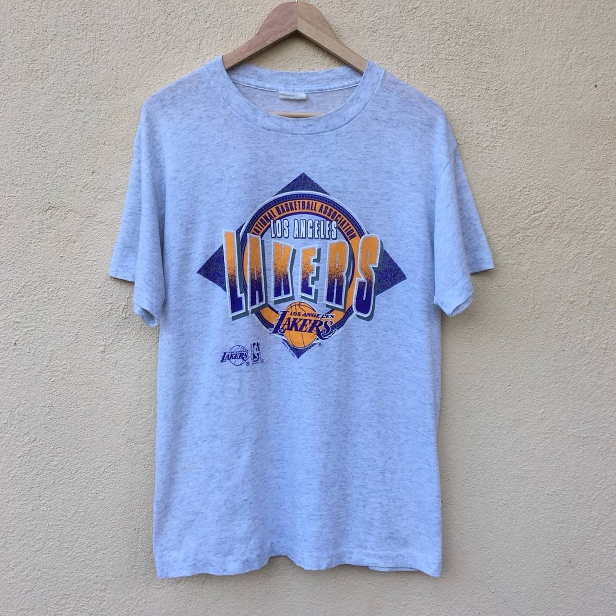 67ca53eea Vintage × Nba × L.A. Lakers ×. Vintage 90 s LA Lakers T-Shirt