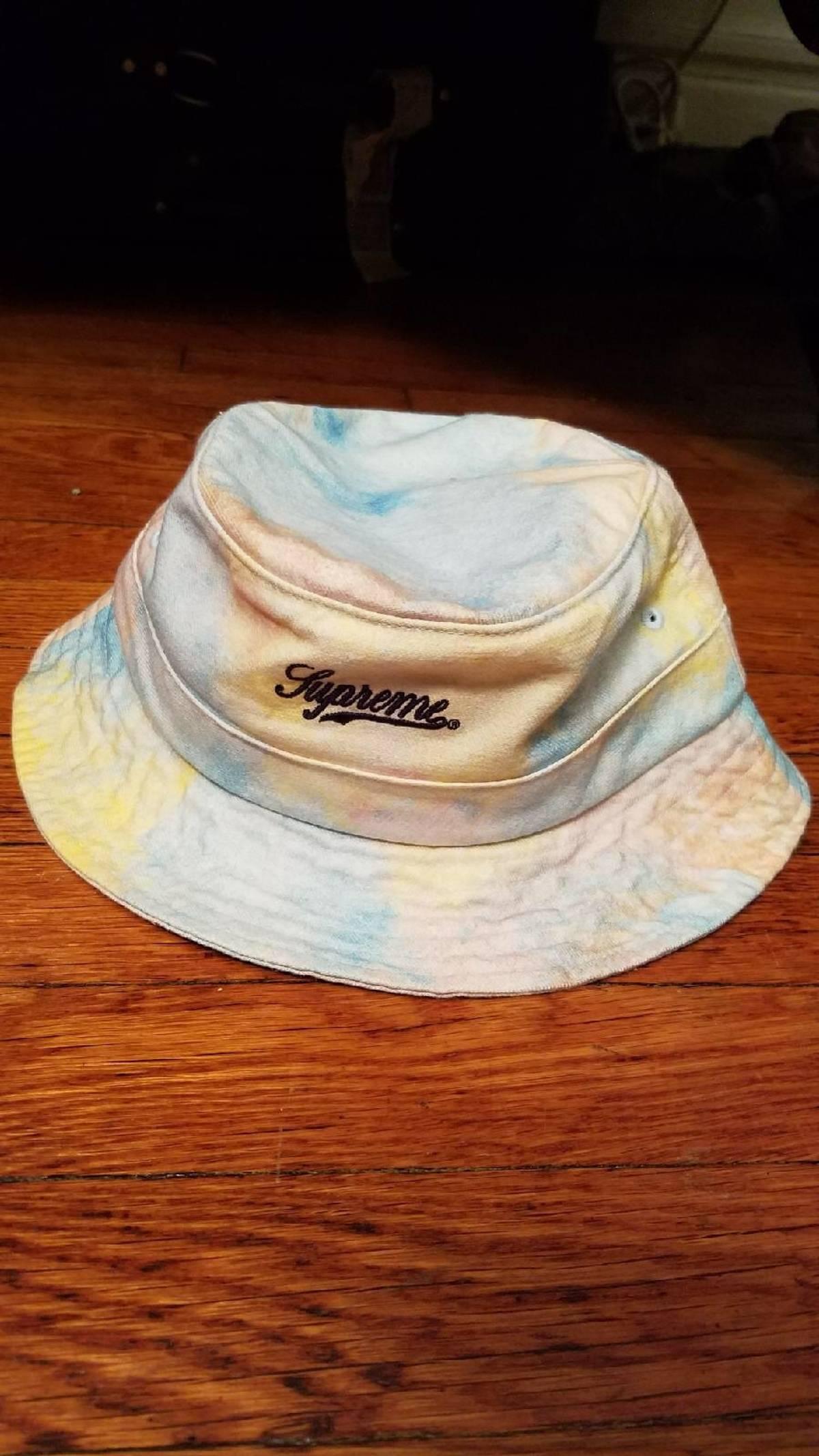 e97f6a7f6 Supreme Multicolor Denim Crusher/Bucket Hat Size One Size $81