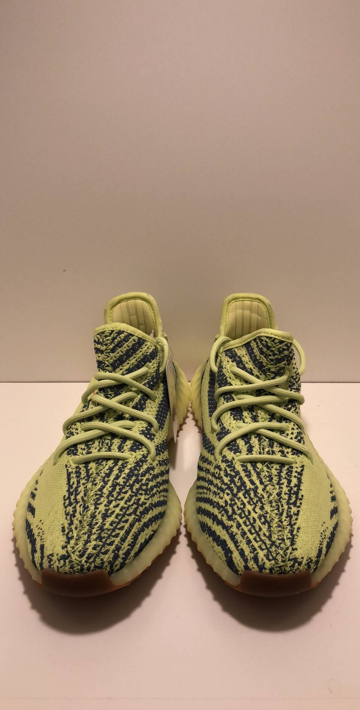 e6d5218c0 Yeezy Boost Adidas Yeezy Boost 350 V2 Semi Frozen Yellow | Grailed