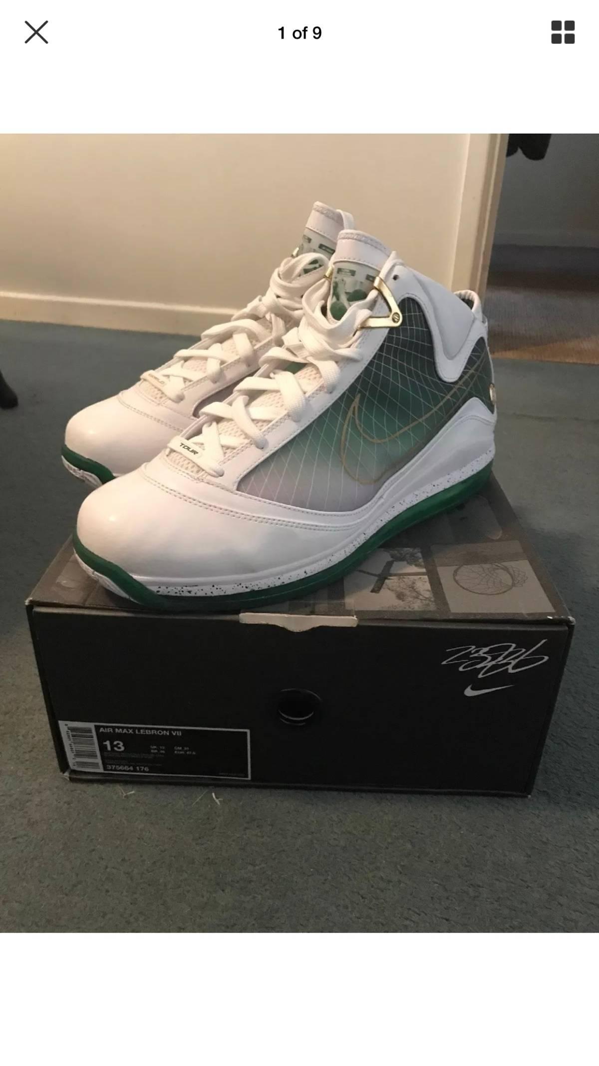 "366168f24fd2 Nike ×. LeBron VII ""More Than A Game"""
