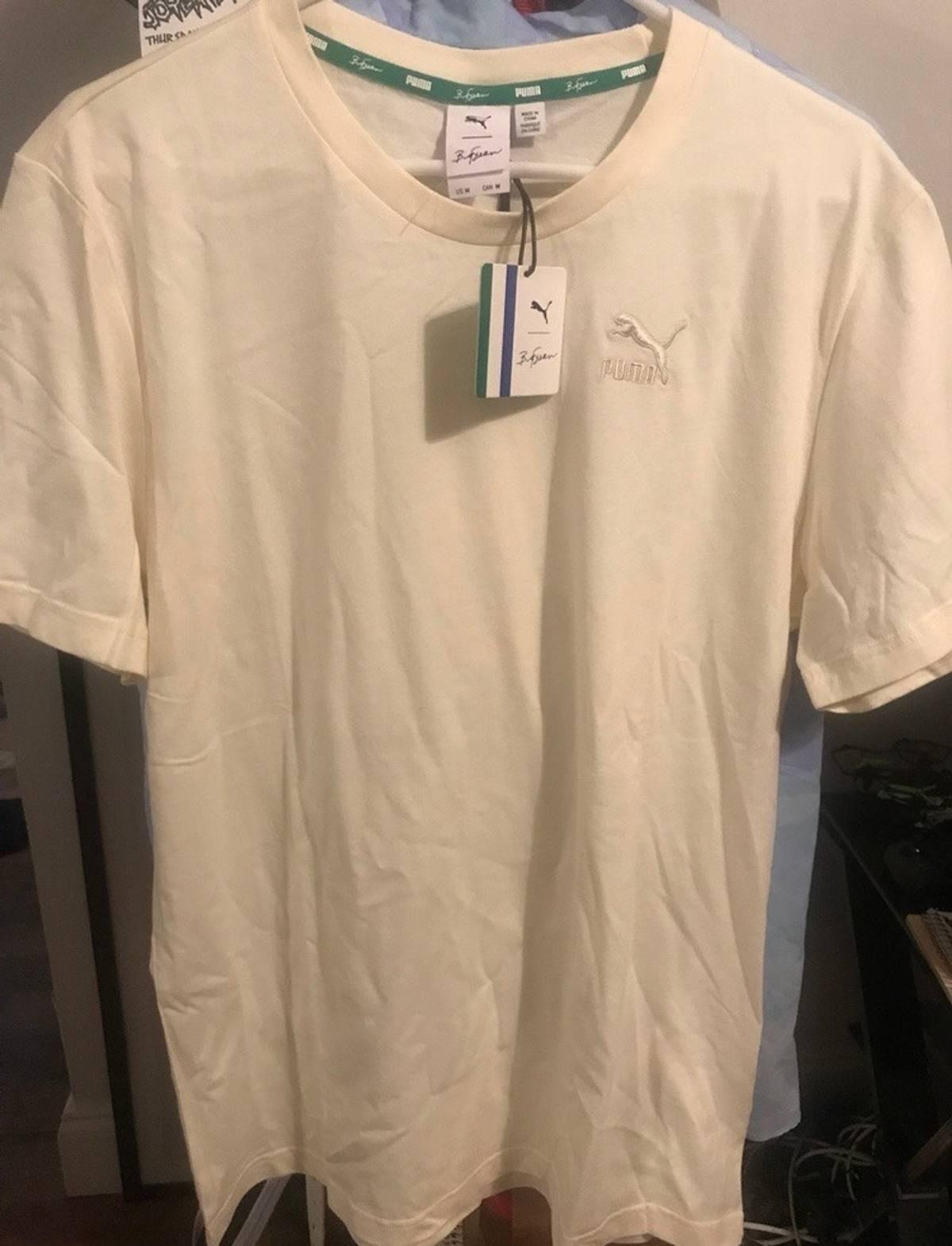 054f2275b4 Big Sean × Puma Puma X Big Sean T Shirt (W Tags ) Size M $19