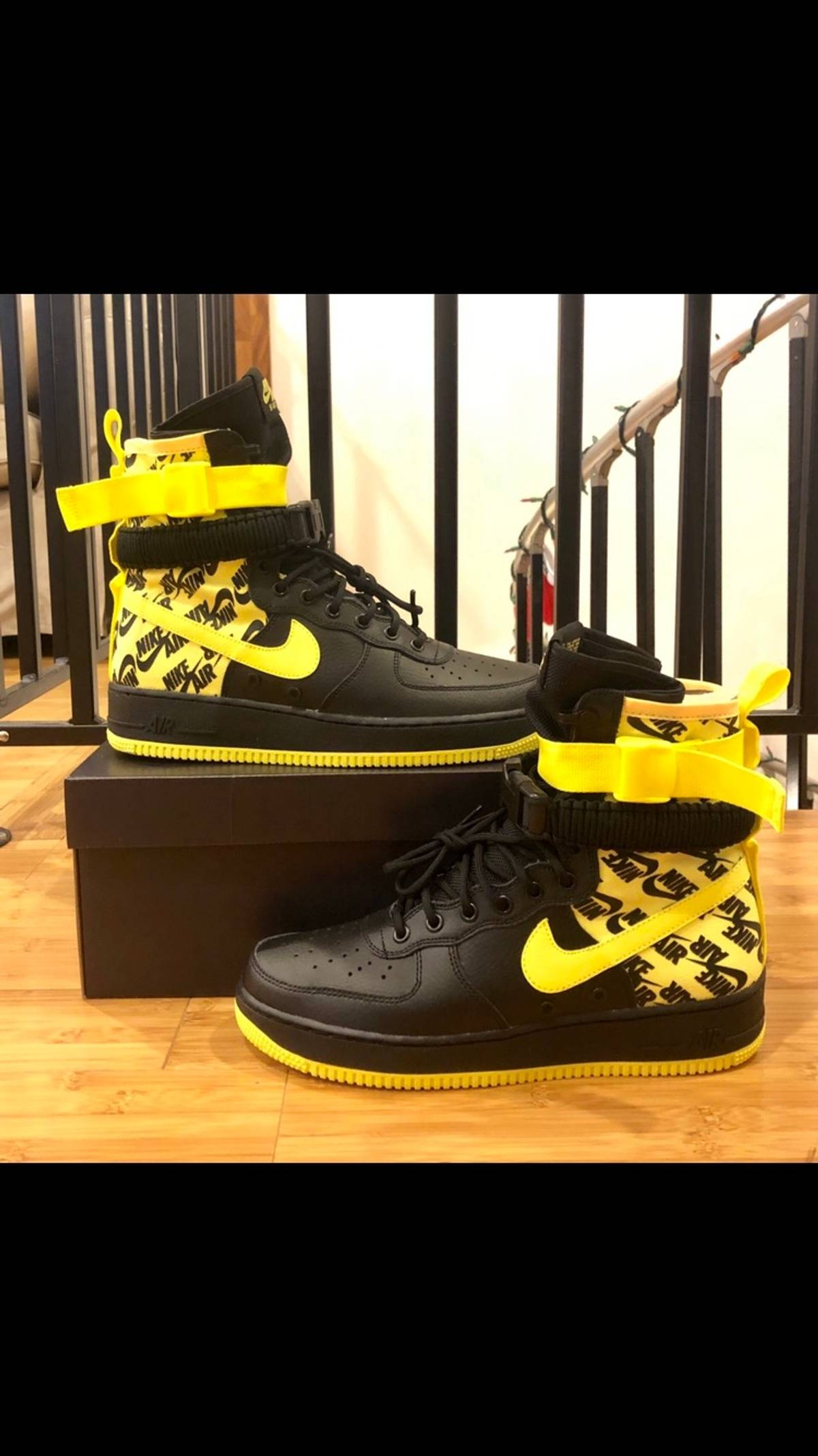 Nike. Nike SF Air Force 1 - Dynamic Yellow. Size  US 10 ... 26a6eae19