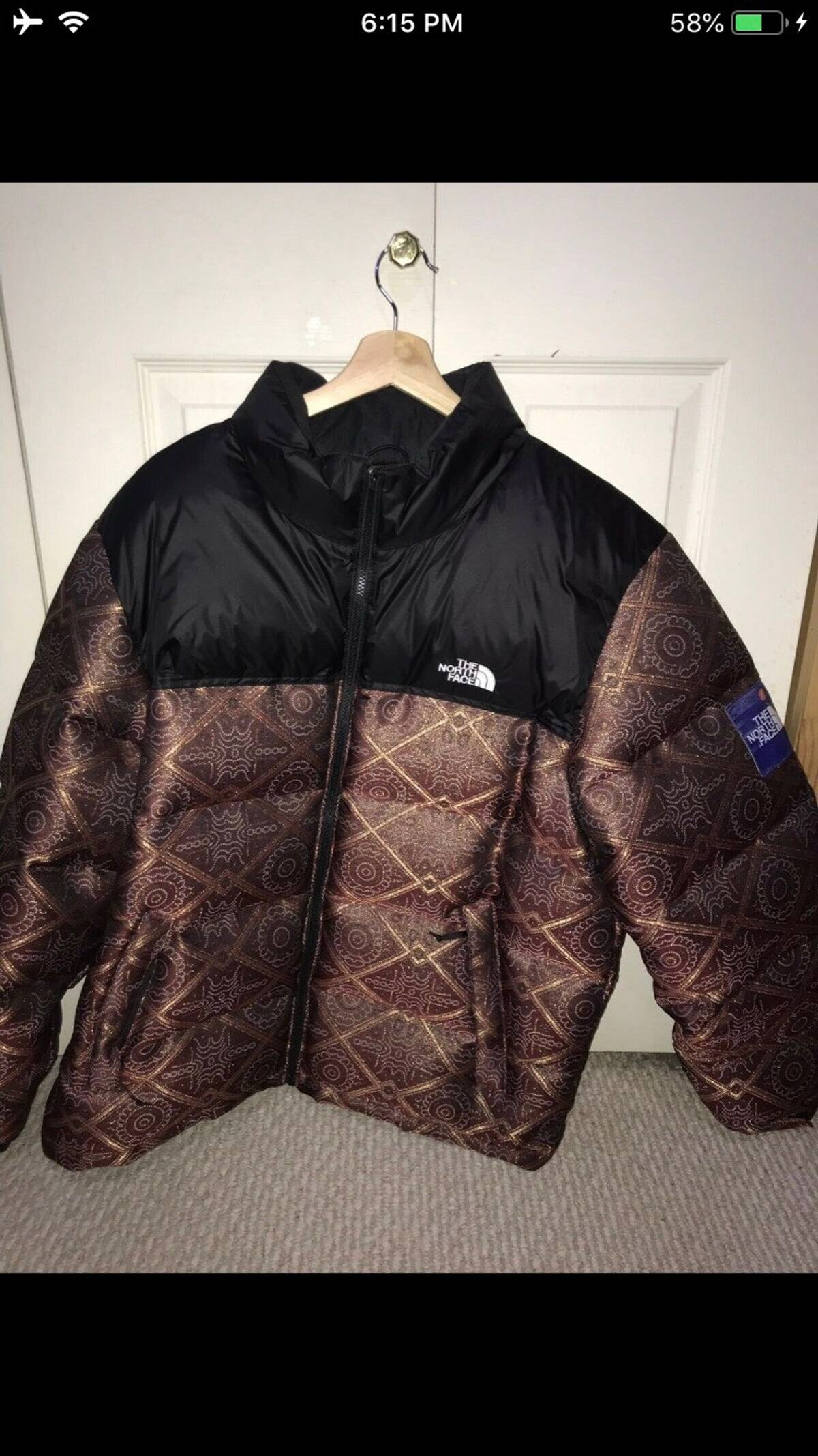 a1d6c254b Nordstrom × The North Face Nwt The North Face X Nordstrom Nuptse 700 Jacket  Size Xl $148