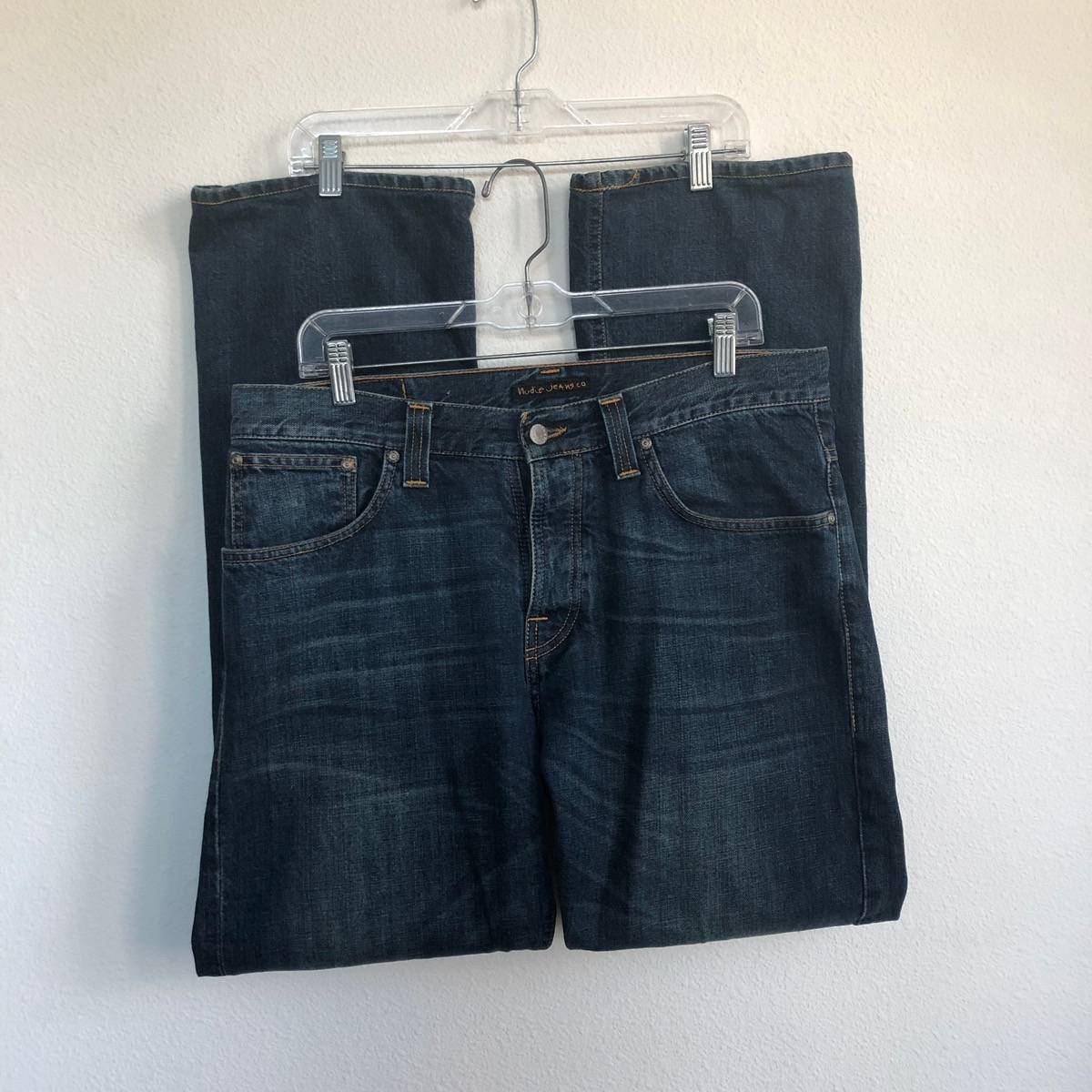 offer discounts hot sale online cheap for discount Nudie Jeans Nudie Reg Alf New Used De Luxe Denim Jeans 34 | Grailed